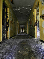 Decaying Hallway by Scipio164