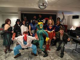 Heroes and Villains Halloween