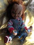Chucky Playing