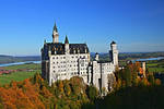 Neuswanstein castle, Germany