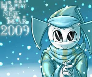 2009 Jenny by odaleex