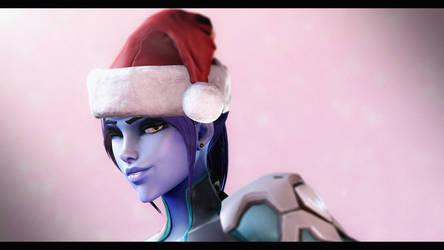 obligatory christmas poster by HayzenSFM