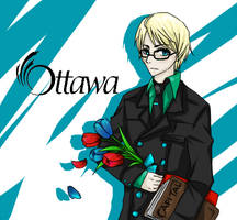 Ottawa Card by Misharoyuki
