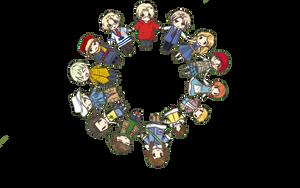 IAM: Lets get together by Misharoyuki