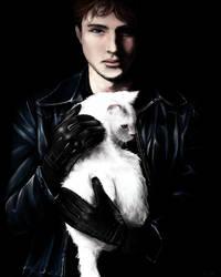 White Cat by Misharoyuki