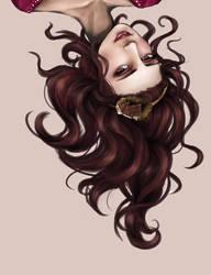 Chocolate Hair by Misharoyuki