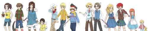 IAM - ALL TOGETHER NOW by Misharoyuki