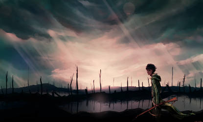 Three Day Road - Elijah by Misharoyuki