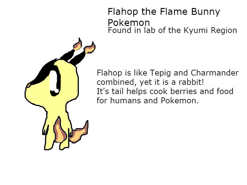 Flahop by LucarioLover1994