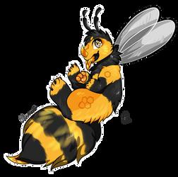 Smol Babey Bee [Chimereon Gift Art]