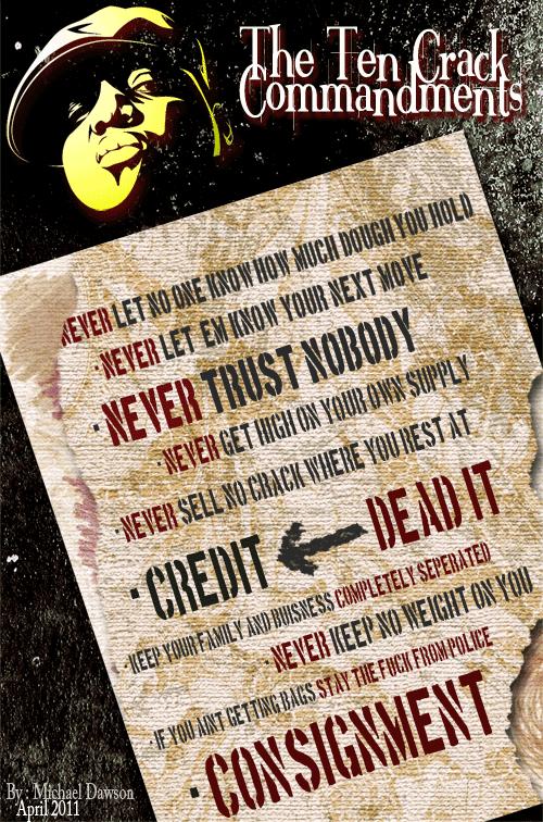 Ten Crack Commandments by wallyandthecarp on DeviantArt