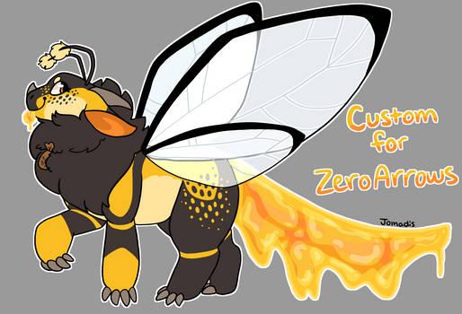 Bee Dragon Custom