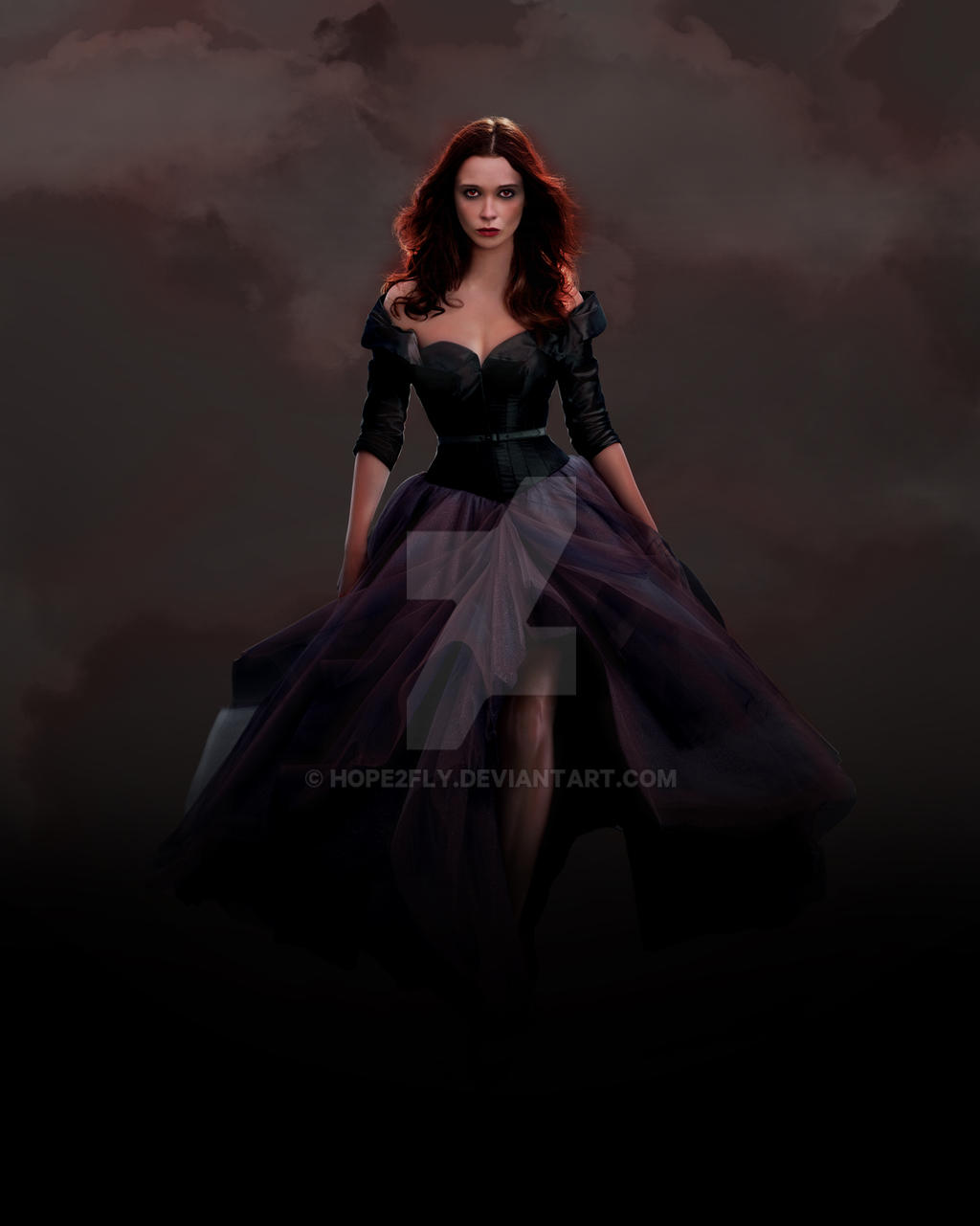 Lena- Dark by Hope2Fly