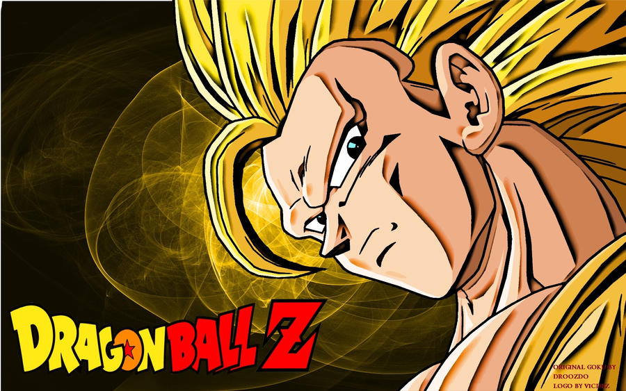 Dbz Wallpaper Goku DBZ GOKU SSJ3 WALLPAPER by
