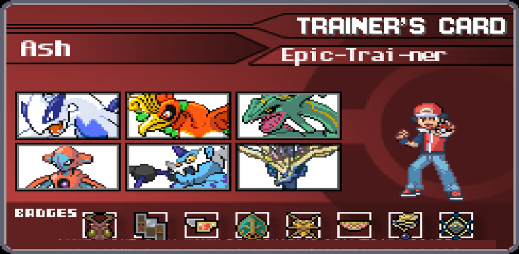 Ash Got his Own Legendary Pokemon Team by KeybladeMagicDan ...