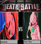 A Requested Battle Buuhan Vs Kid Buu