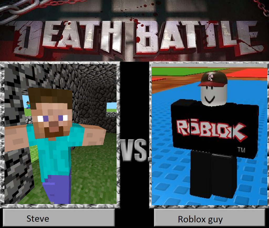 Most Inspiring Wallpaper Minecraft Roblox - steve_vs_roblox_guy_by_newsuperdannyzx-d95v2a2  Pic_723138.png