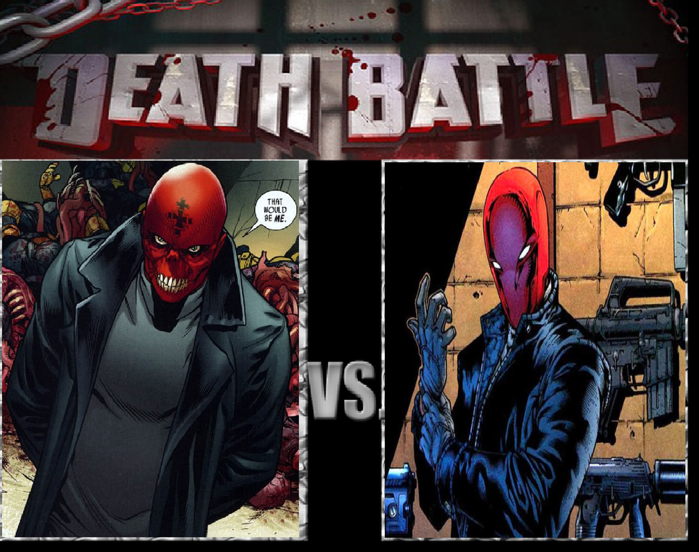 batman vs red hood - photo #16