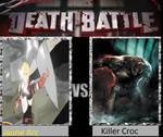 Jaune Arc Vs Killer Croc