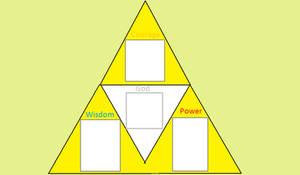 Crossover Triforce Meme