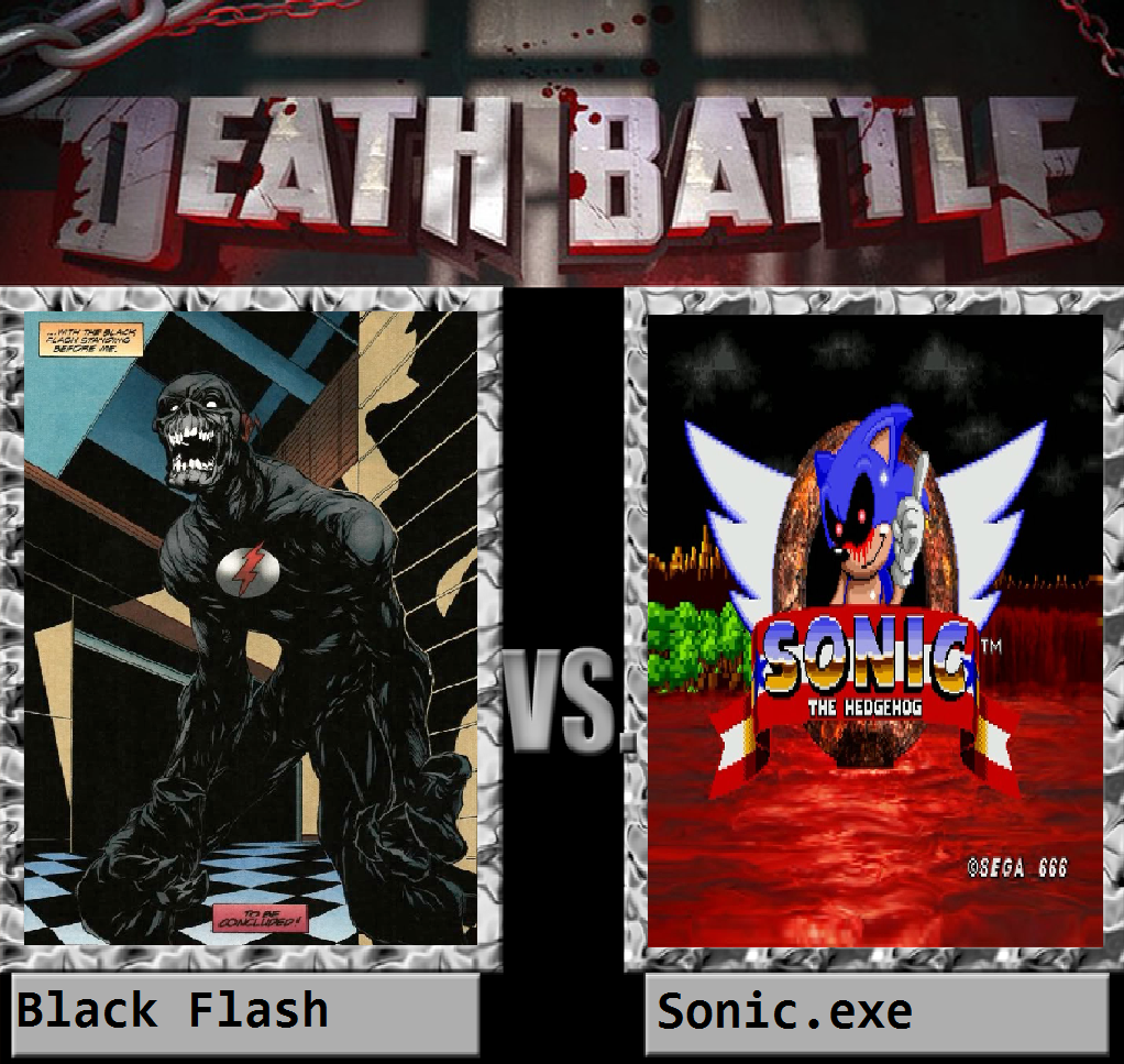 Download sonic exe android -  Keyblademagicdan Black Flash Vs Sonic Exe By Keyblademagicdan