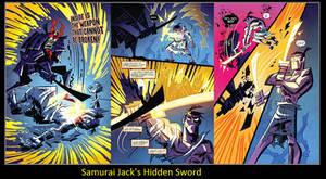 Samurai Jack's Hidden Sword