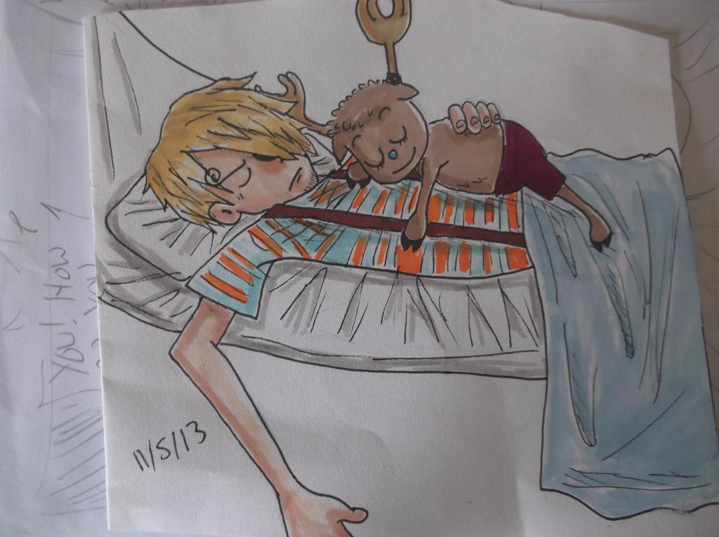 OP: Nap by Bananatect
