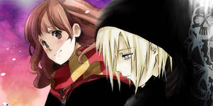 Dramione anime Edit by SoRanoSpiCane