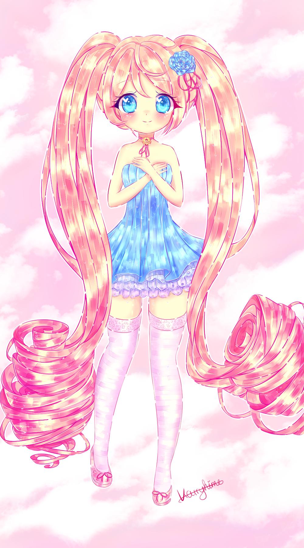 Happy birthday Yami! by Karryhime
