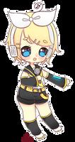 Kagamine Rin [+SPEEDPAINT]