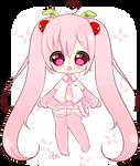 Sakura Miku [+Speedpaint]
