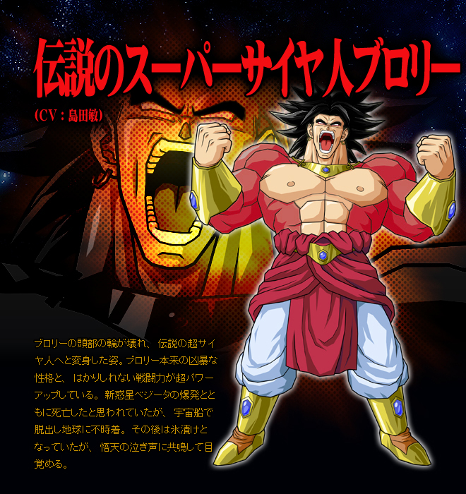 broly super saiyan forms. Legendary Super Saiyan 4 Broly