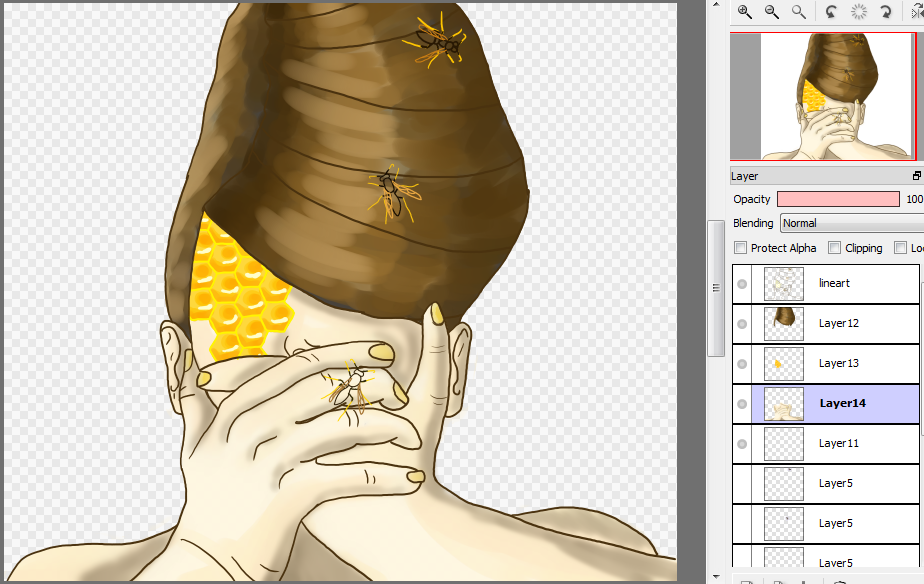 Don\'t let your mind control your mouth WIP by UndertakerisEpic on ...