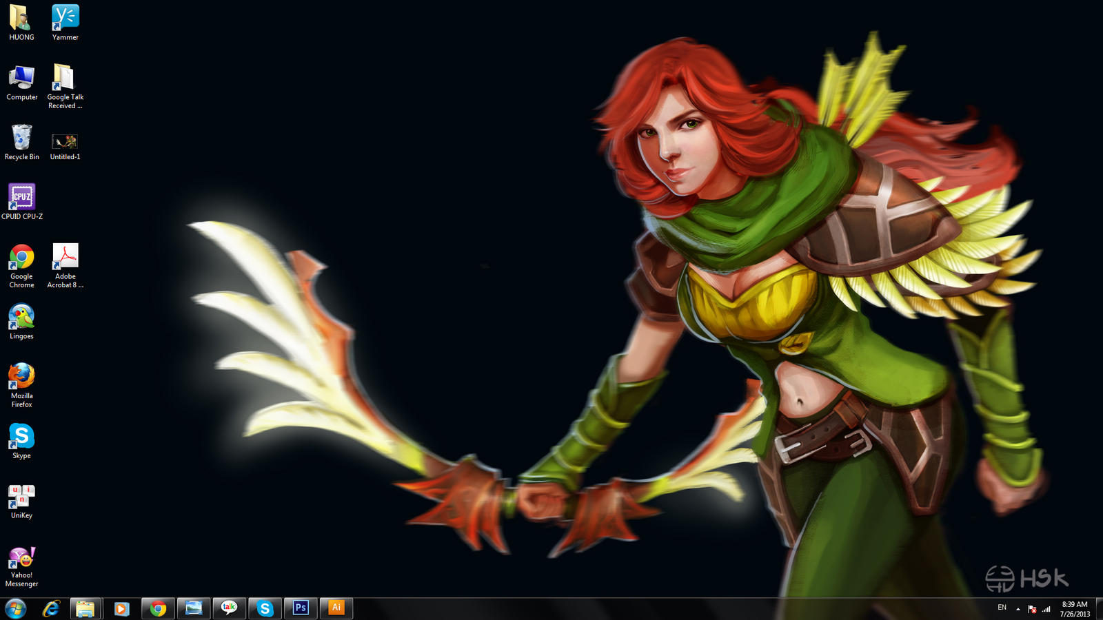 Windrunner dota nackt pictures