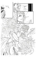 VK Marion Soulfire Sequential - sample inks by JeffGraham-Art