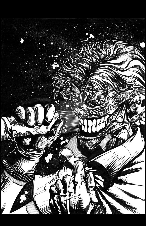 Joker - Andrey-LORES by JeffGraham-Art