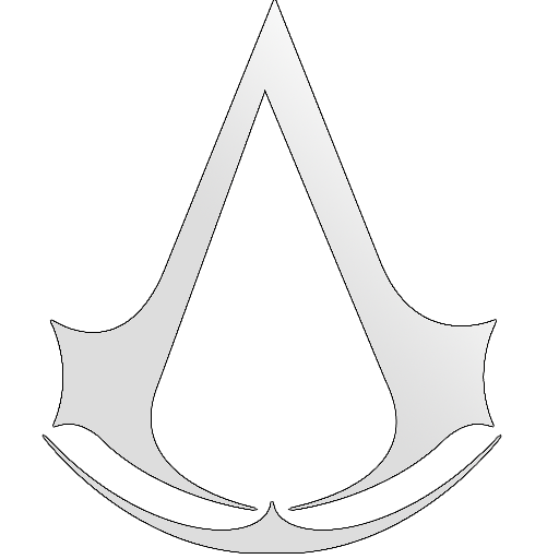 Assassin's Creed Icon (512x512) by youknowwho77 on DeviantArt