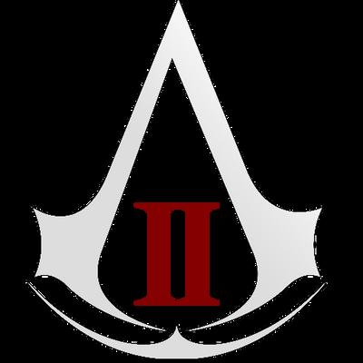Afbeeldingsresultaat voor Assassin's Creed II logo