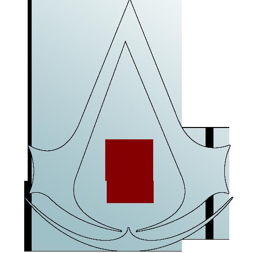 Afbeeldingsresultaat voor assassin's creed brotherhood logo