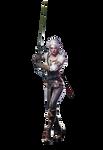 Ciri - The Witcher 3: Wild Hunt - High Res Render