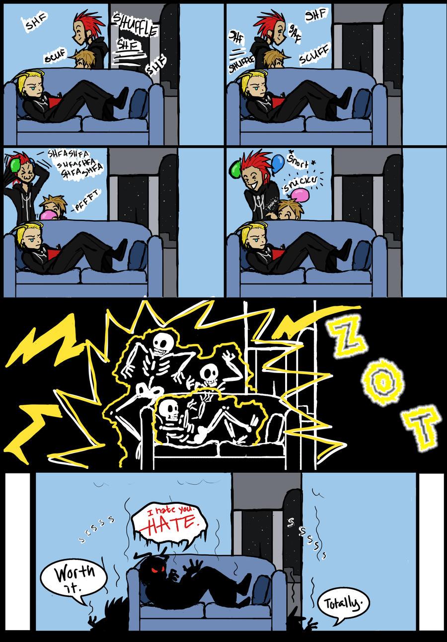 KHII: Backfired? by Chajiko