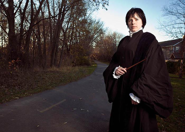 (Snape, Snape) Severus Snape by Chajiko