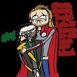 Ohana Means Family, Loki.