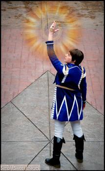 Bearer of the True Earth Rune