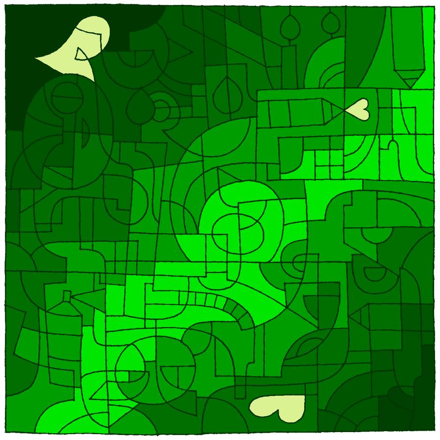 Green Day by Adsarta