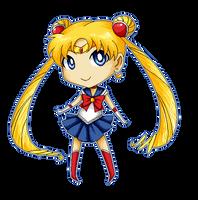 Pixel Sailor Moon by Izumi-sen