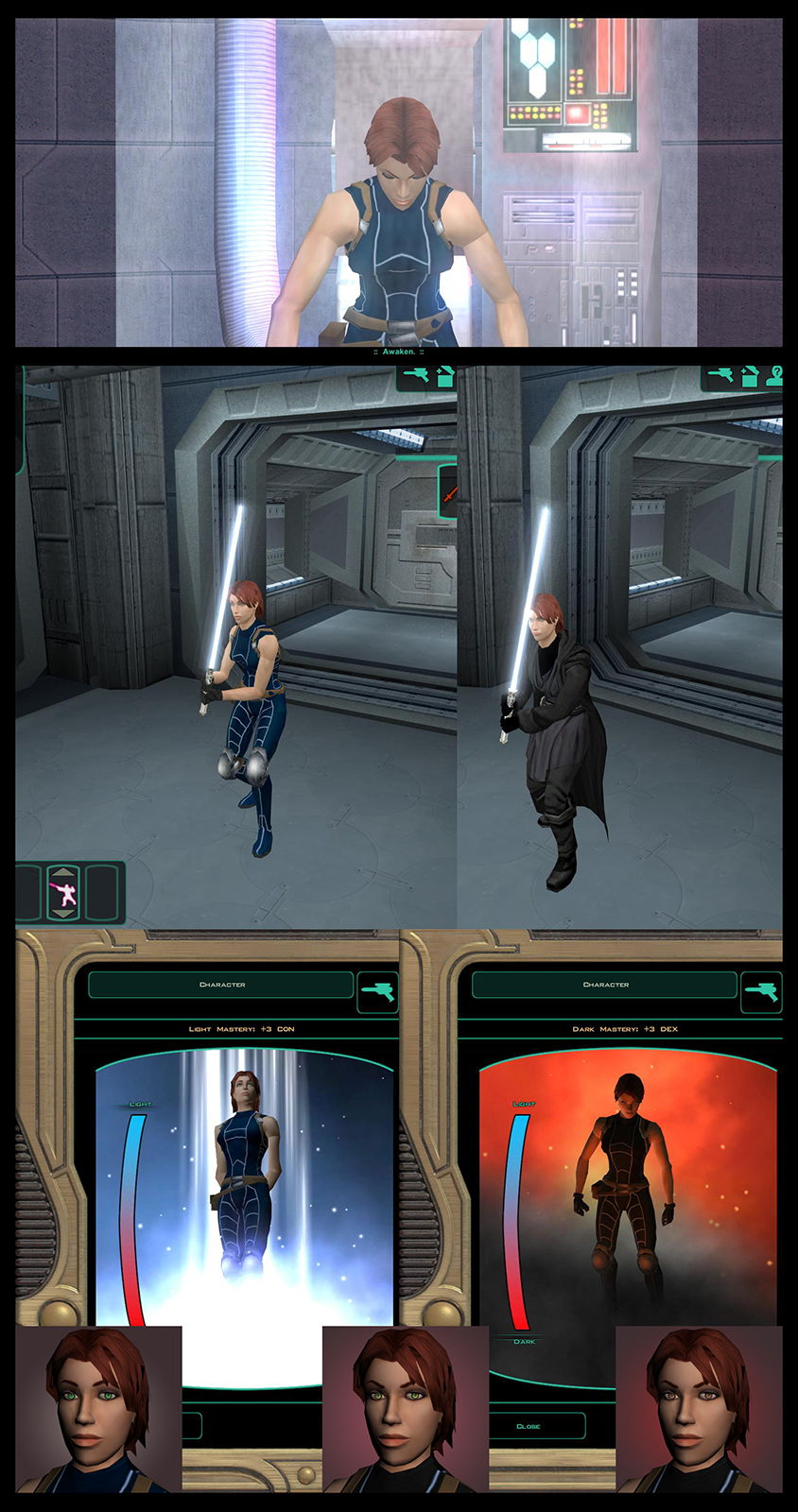 Kotor2 skin mods naked picture