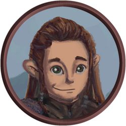Margrain Silverbeard Avatar