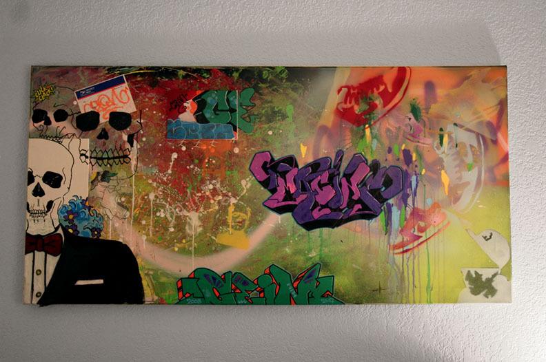 Arte Urbano by eldermisanthrope