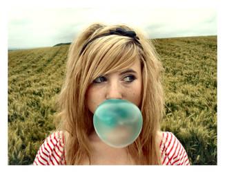 bubblegum by eco-girl